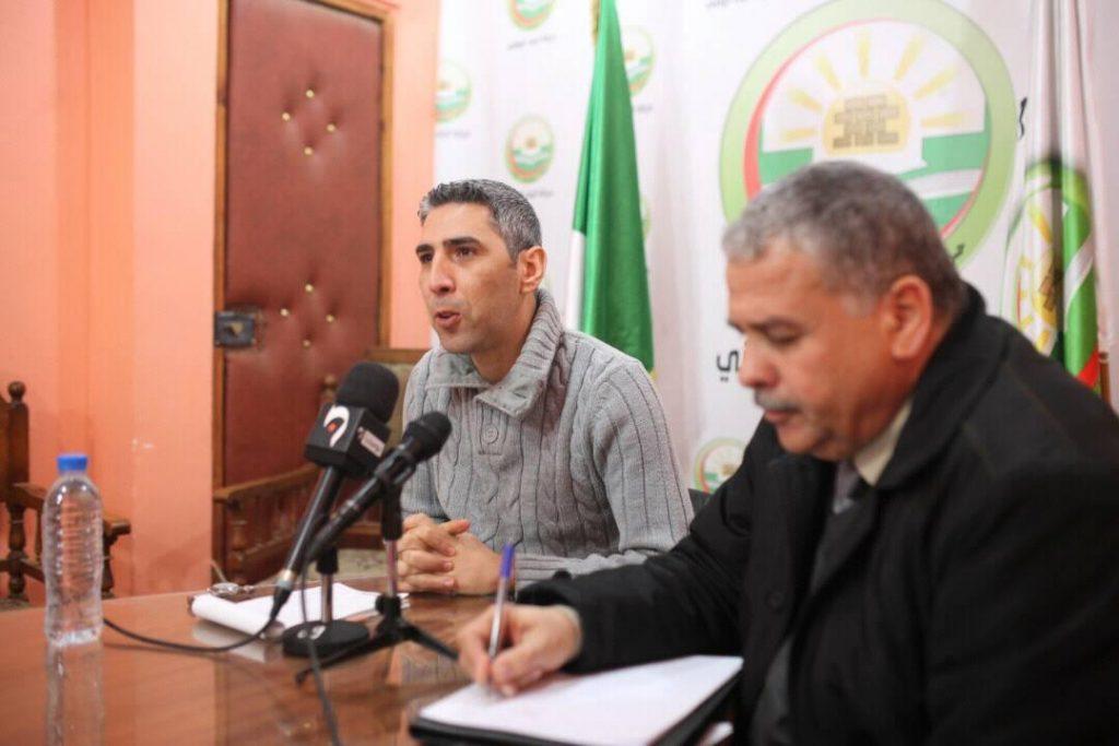 حقوق الانسان و الحريات في الجزائر